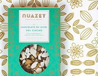 NUAZET  Branding & Packaging