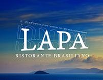 Lapa Restaurant - Realizzazione sito internet - CMS