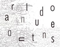 Editorial | Arnaldo Antunes - Sob vários prismas