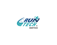 RUNTECH Logo Creation