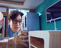 StarHub: Behind Every Smart Home Promo Campaign
