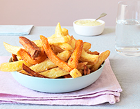 Potatoes Project for Elle Eten