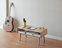 Sumo Living Table