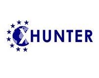 Logo for X-HUNTER