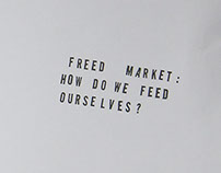 Freed Market - Fanzine