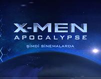 X-Men: Apocalypse Viral Campaign