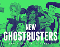 New GhostBusters - game concept