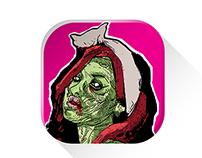 Zombie PIn-ups