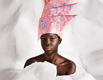 Trends & Forecasting - Philip Treacy Inspired Hat