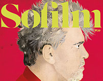 Cover for magazine Sofilm