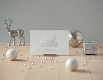 Photorealistic Invitation&Greeting Card Mockup Vol 4.0