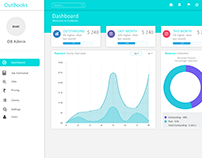 Outbooks Dashboard