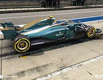 Brabham - concept livery