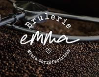 Branding - Brulerie Emma