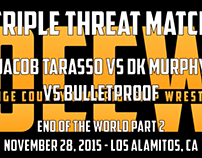 OCCW: Triple Threat Match