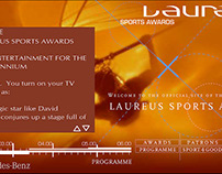 Laureus Sports Awards Promo