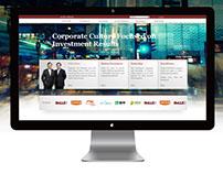 鼎晖投资 网站设计