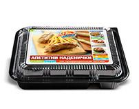 Apeti Food Packaging design