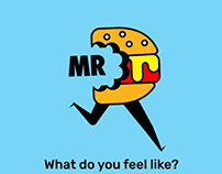 Mr D Food - Radio Campaign