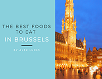 Best Foods to Try in Brussels
