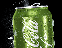 Coca Cola CGI Visuals