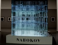 Four-Side Projection Mapping  NABOKOV