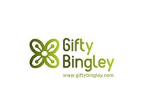 Gifty Bingley - Brand identity
