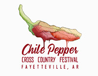 Chile Pepper Festival Designs