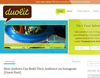 Duolit Wordpress Design and Development