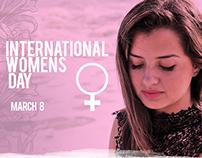 International Women's Day Website