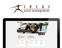 Secus asset management website