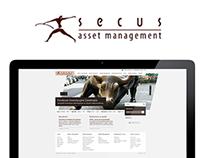 Secus asset management website