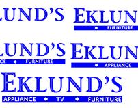 Eklund's Logo