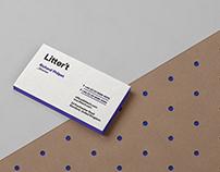 Litterit - Brand Design