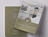 Touchstone Fine Cabinetry Promotional Catalog