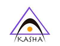 Logo para camiseta KASHA