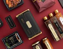 Nandaimon Kyoto 京都焼肉 南大門 | VI & Packaging Design
