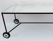 INVISIBLE SURFACE TABLE