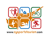 sport tourism agency logo contest 1st prize