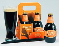 Raven Lunatic - Organic Black Ale