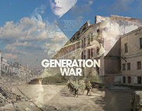 Generation War - Matte Paintings