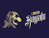 NFL London Royals Branding Proposal