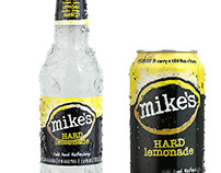 Mike's Hard Lemonade (WIP from old to new, 2013)