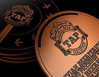 TAP LOGO AND IDENTITY
