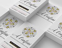Création de logo organisation de mariage & événements