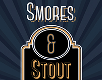 The Studio Presents: Smores & Stout Night!