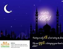 ramadan promotional banner