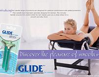 Glide Women Magazine ad