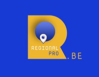 Logo design & Rebranding : Regional Pro, Print