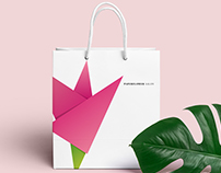 Paperflower Salon - Branding